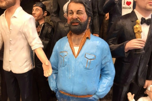 Bud Spencer statuetta