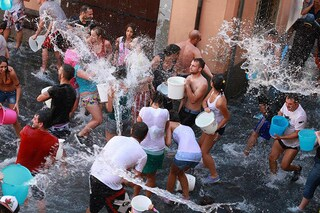 'A Chiena di Campagna: il programma della festa dell'acqua in provincia di Salerno