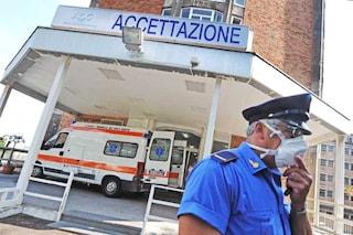 Sospetto caso di meningite nel Cilento, donna portata d'urgenza al Cotugno di Napoli