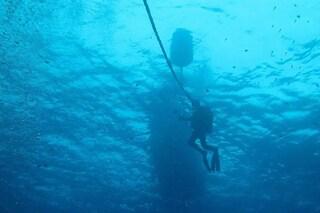 Tragedia in Costiera Amalfitana: sub trovato morto in mare