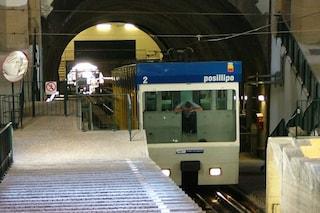Trasporti Napoli, chiusa per lavori la Funicolare di Mergellina