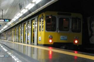 Napoli, tornano le corse notturne del metrò: Linea 1 il sabato fino all'1,30. Ecco il piano