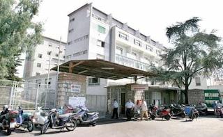 Castellammare di Stabia, positiva una operatrice dell'Ospedale San Leonardo