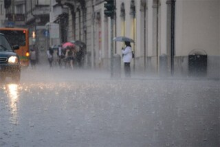 Allerta meteo in Campania, dalle 14 di oggi previsti temporali