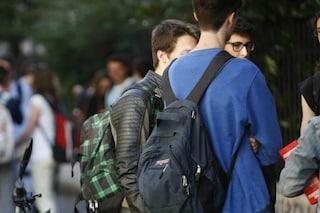 Benevento, scuole al freddo: corteo degli studenti per il riscaldamento