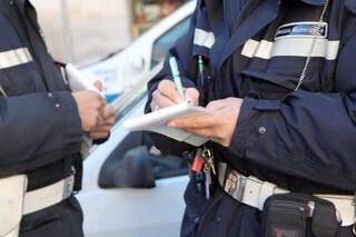Avellino, vigile urbano investito a un incrocio finisce in ospedale