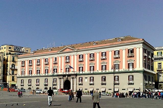 Palazzo della Prefettura di Napoli