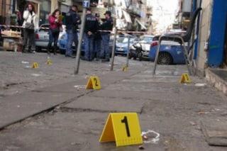 Napoli, due stese nella notte: otto colpi ai Quartieri Spagnoli, altri dieci a Forcella