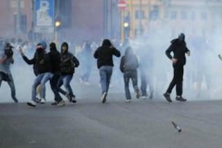 Bombe carta allo stadio, Daspo per 67 ultras della Nocerina