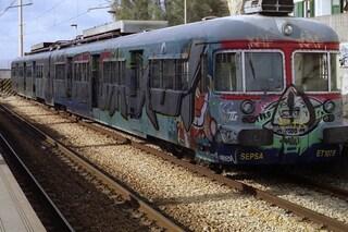 Trasporti Napoli, guasto ad un convoglio della Cumana: linea interrotta per mezz'ora