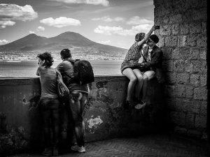 Baci sul Golfo di Napoli (@Mario Mancuso)