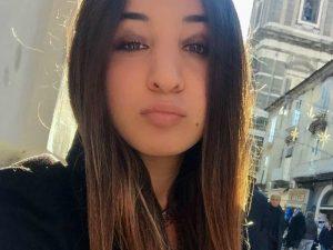 Virginia Musto, la ventunenne di Aversa morta nel febbraio 2017 in un incidente stradale.