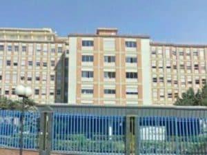 L'ospedale Pascale di Napoli