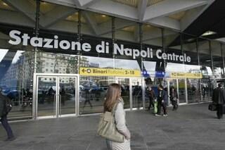 """Napoli Centrale, stessi varchi per viaggiatori e personale. I sindacati: """"Con le scuole sarà caos"""""""