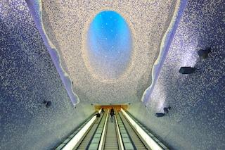 Metro Linea 1, Stazione Toledo non ha il collaudo finale: dossier all'Anac su sicurezza