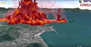 Eruzione Campi Flegrei, dal 16 al 20 ottobre prove di evacuazione