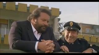 """""""Sulle tracce di Piedone"""", a Napoli la prima del film ungherese dedicato a Bud Spencer"""