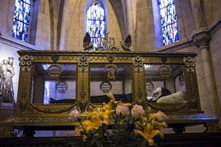 Le reliquie di Santa Bernadette di Lourdes arrivano nel Duomo di Napoli