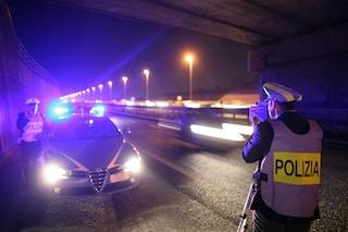 Sorrento, controlli a tappeto della Polizia con drogometro e alcol test