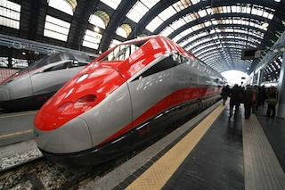 Campania, estate 2020: 36 Frecce Trenitalia in più per le spiagge e le mete turistiche