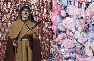 Santa Maria Francesca delle Cinque Piaghe e la sedia della fertilità ai Quartieri Spagnoli