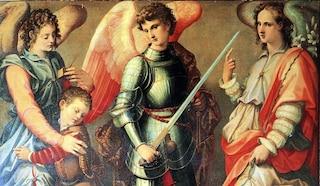 Il 29 settembre la Chiesa ricorda San Michele, San Gabriele e San Raffaele