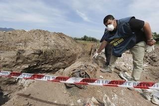 Tufino, scoperta discarica abusiva: oltre 400 tonnellate di rifiuti speciali