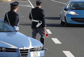 Controlli sulla Tangenziale di Napoli, scoperto camion con targa falsa