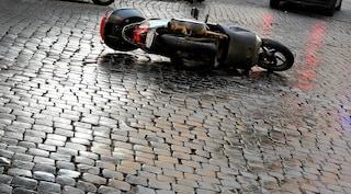 Incidente nella galleria del Varano: un ferito, traffico in tilt tra Castellammare e Gragnano