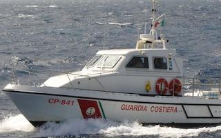 La barca si guasta in mare aperto, 14 persone salvate dalla Guardia Costiera di Capri