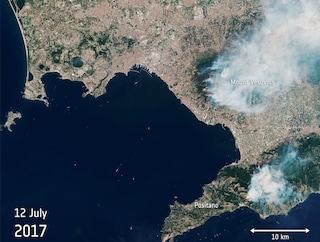 Sma Campania, i soldi cambiano direzione: dalla rimozione rifiuti al monitoraggio incendi