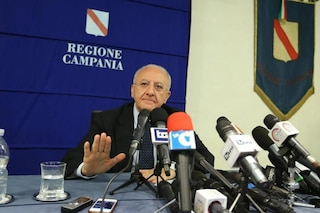 Regione Campania, finisce l'era di Vincenzo De Luca alla sanità