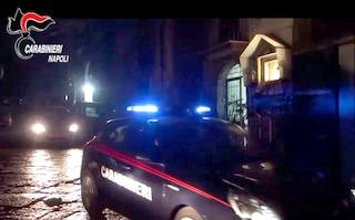 Stesa nella notte nel Rione Sanità, 40 colpi di pistola davanti a un'abitazione