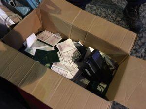 Producevano documenti falsi per i clandestini: arrestati due egiziani a Napoli