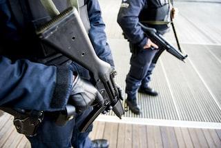 Terrorismo: l'uomo arrestato a Sparanise era lì da due mesi, spesso in giro col figlio