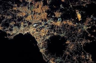 La Stazione Spaziale Internazionale visibile su Napoli alle 22.17 di oggi 15 maggio