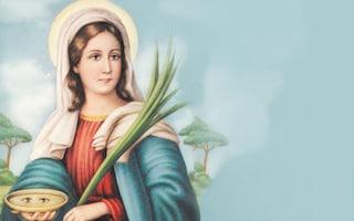 Il 13 dicembre è Santa Lucia, protettrice degli occhi. A Napoli riti nel borgo