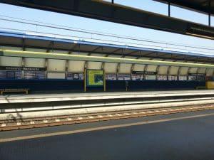 La Metropolitana di Chiaiano.