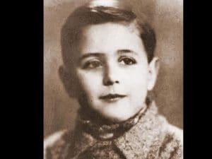 Il piccolo Sergio de Simone
