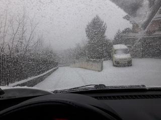 Allerta neve Campania, rischio chiusura scuole lunedì 7 gennaio