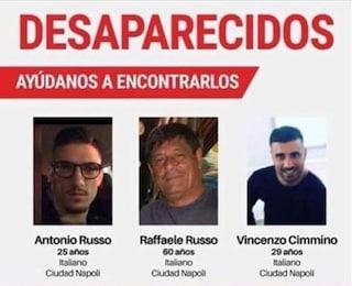 Napoletani scomparsi in Messico, l'appello della famiglia al Parlamento Europeo