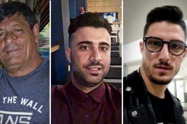 Raffaele Russo, 60 anni, Antonio Russo, 25 anni e Vincenzo Cimmino, 29 anni (rispettivamente padre, figlio e nipote): sono i tre napoletani scomparsi da mesi in Messico dal 31 gennaio 2018.