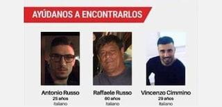 Napoletani scomparsi in Messico, de Magistris scrive al ministro degli Esteri