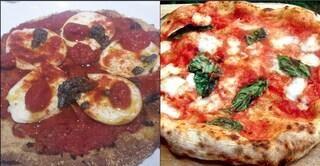 Abbiamo provato la pizza margherita di Carlo Cracco a Milano. E non è una pizza napoletana
