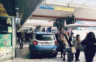 Allarme bomba alla stazione centrale di Napoli: falso allarme, era una borsa con vestiti