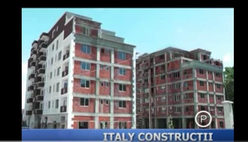 Gli immobili realizzati dalla Italy Constructii