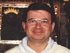 Silverio Mura, ex parroco di Ponticelli