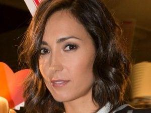 La conduttrice televisiva Caterina Balivo