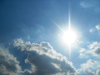 Meteo Napoli, tregua dai temporali: da domani torna, martedì 21 maggio, torna il sole