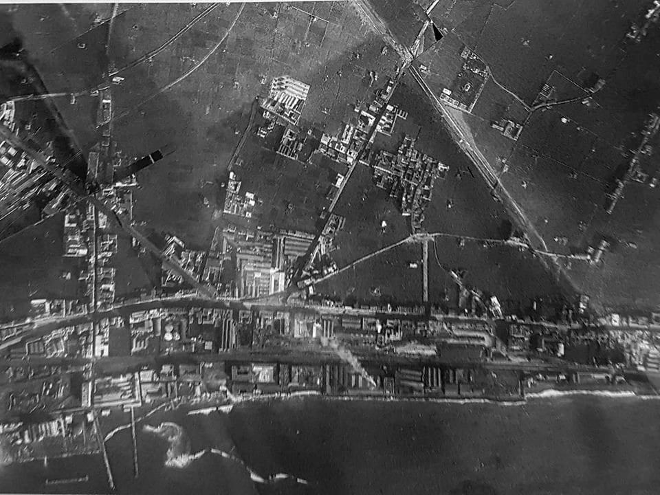 Foto dall'alto ( dall'archivio S.T.R. ) 1929